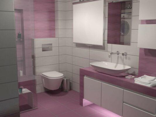 modern bathroom appliances